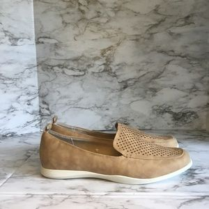 White Mountain Flats Loafers Slip On